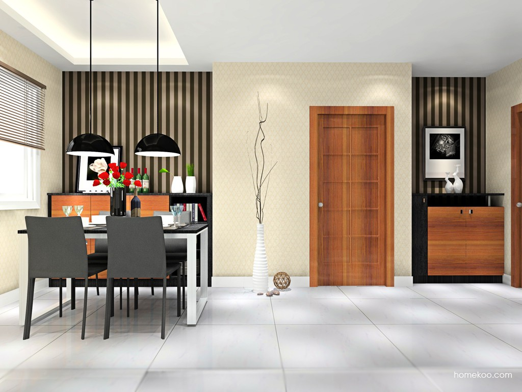 德国森林餐厅家具E14651