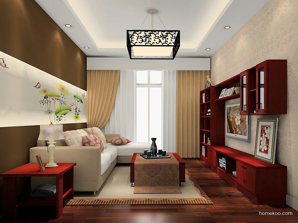 中国韵客厅家具D15535