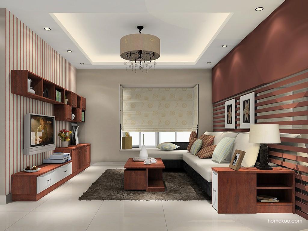 挪威月色客厅家具D15539