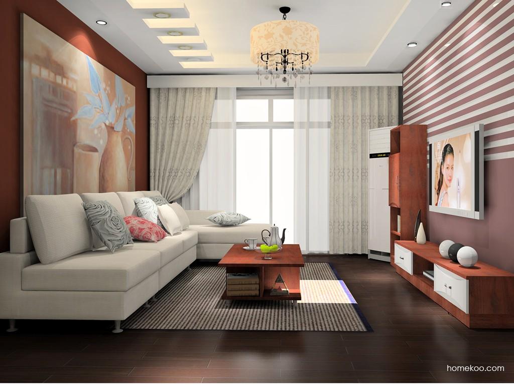 挪威月色家具D15542