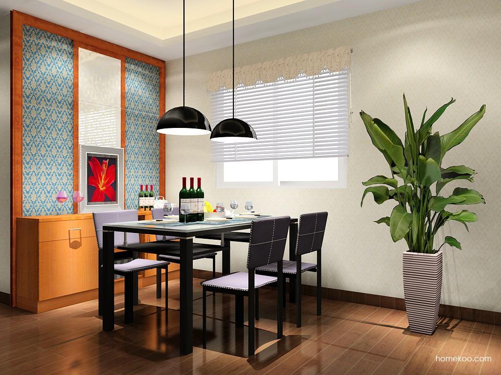 芭堤雅餐厅家具E14671