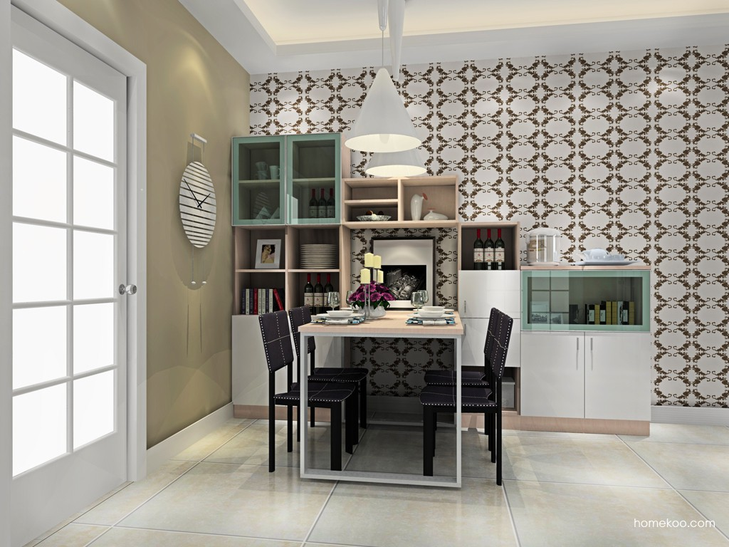新实用主义餐厅家具E14675