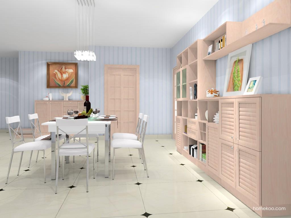 北欧阳光餐厅家具E14683