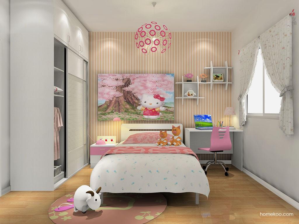 女孩的梦青少年房B15772