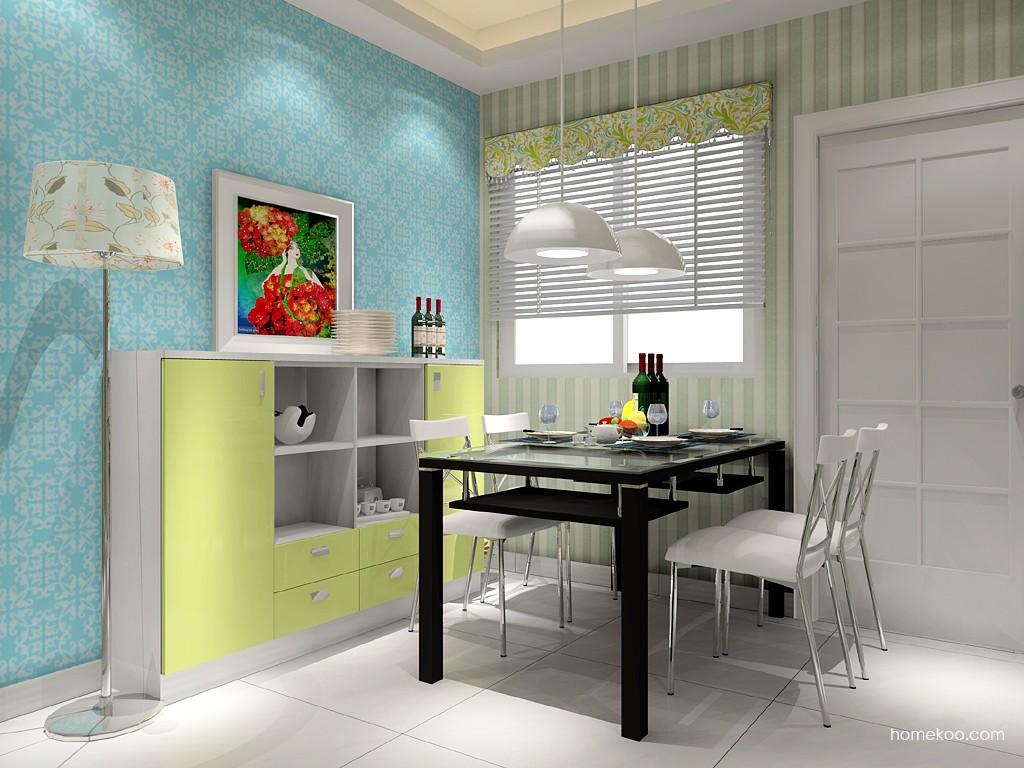 浪漫主义餐厅家具E14701