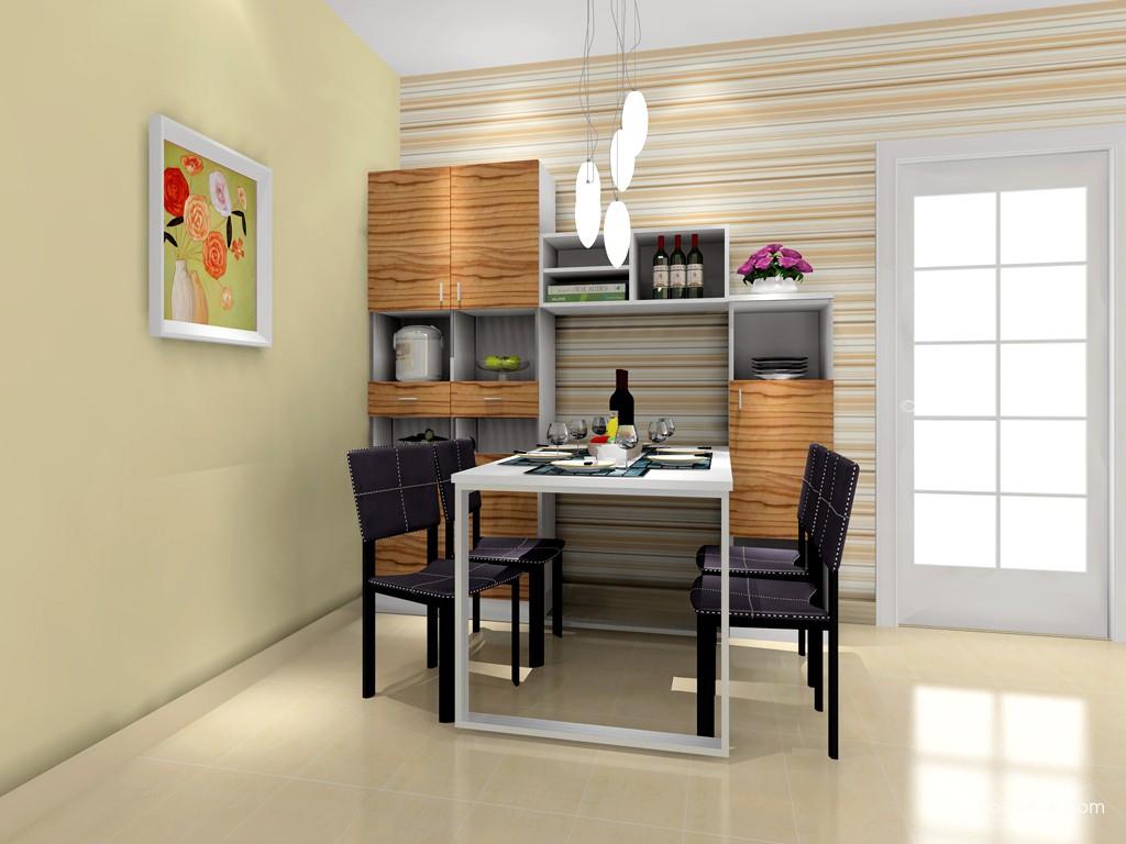 新实用主义餐厅家具E14703