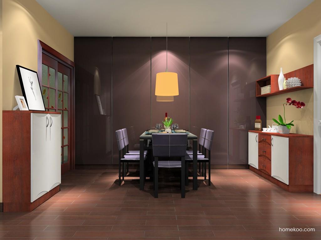 挪威月色餐厅家具E14706