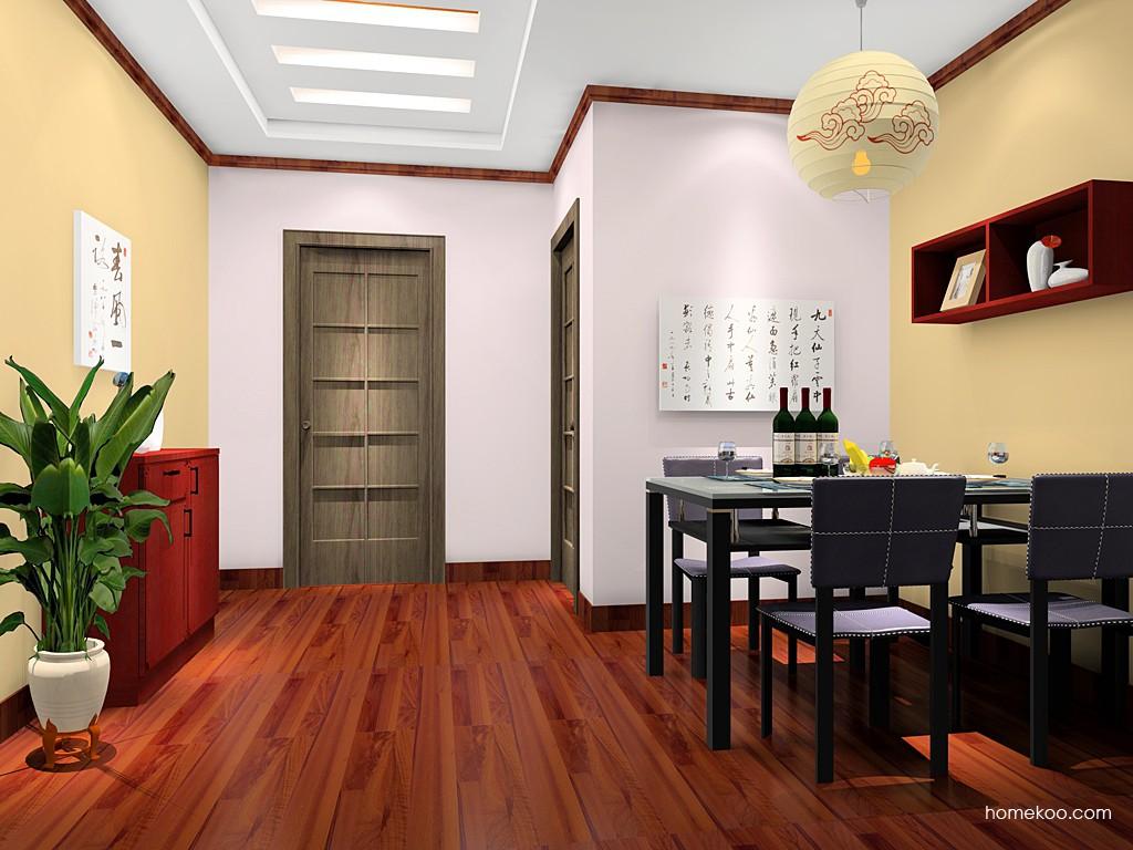 中国韵餐厅家具E14738