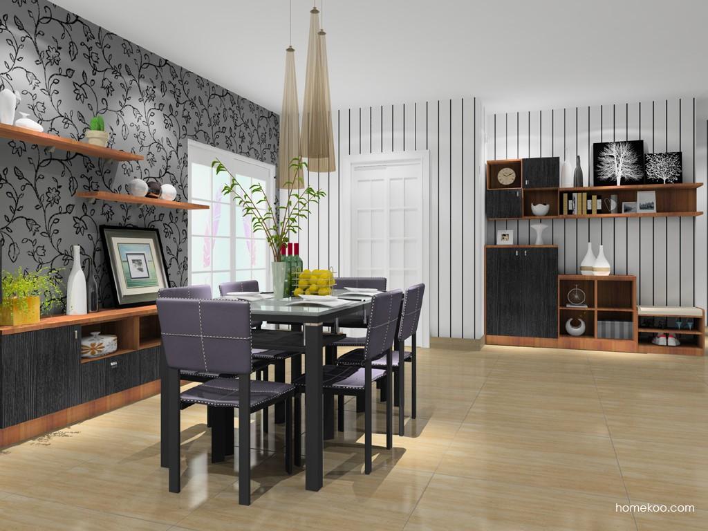 德国森林餐厅家具E14761
