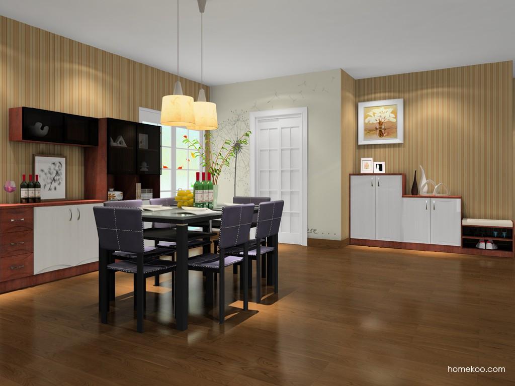 挪威月色餐厅家具E14763