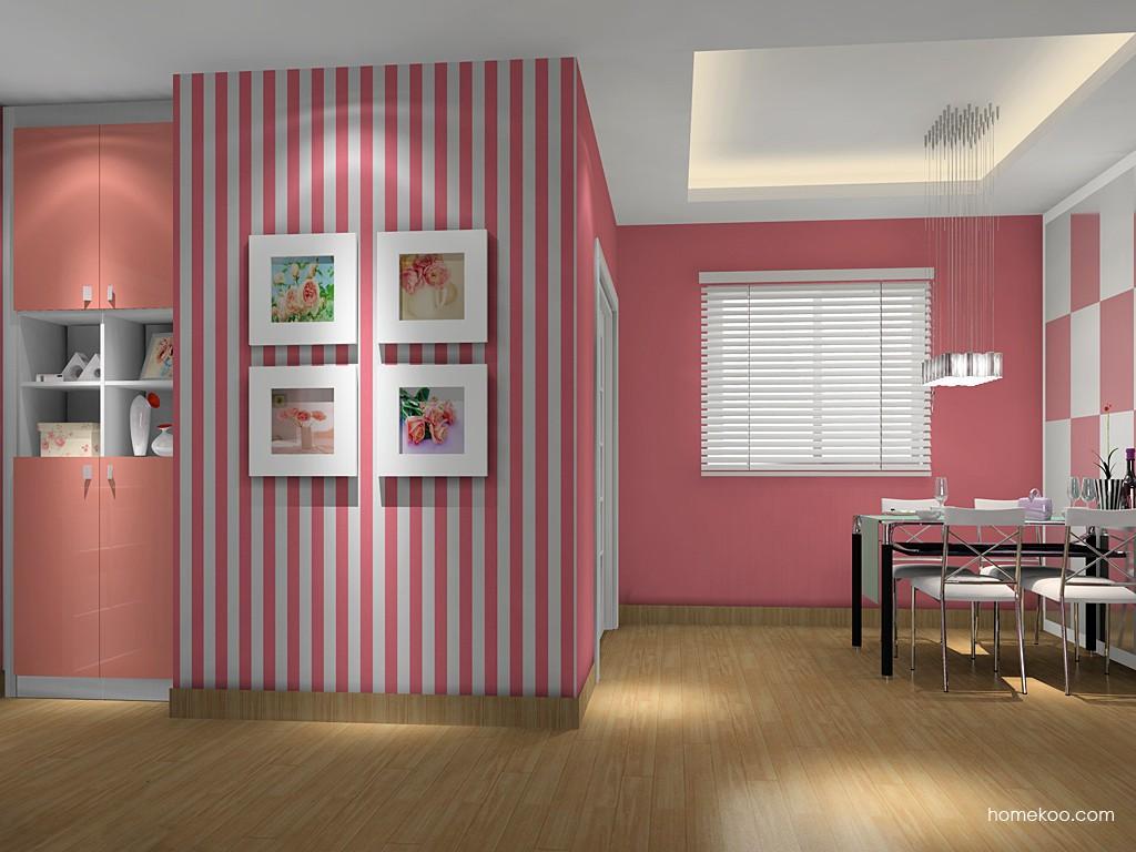 浪漫主义餐厅家具E14767