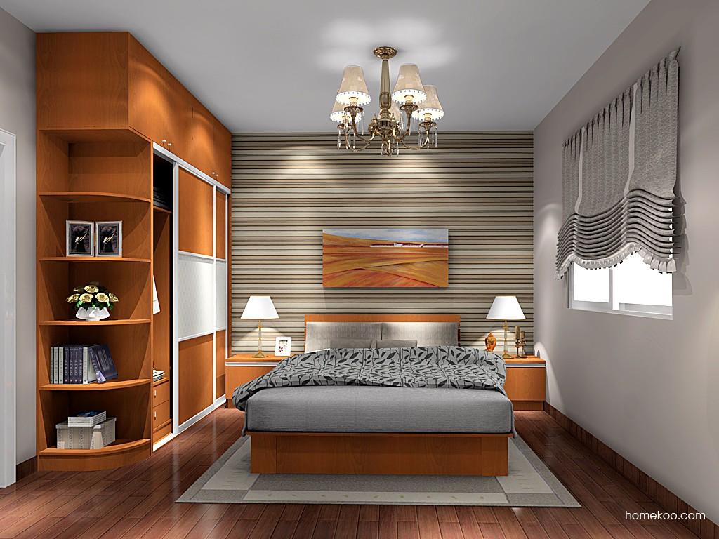 加州梦卧房家具A15715