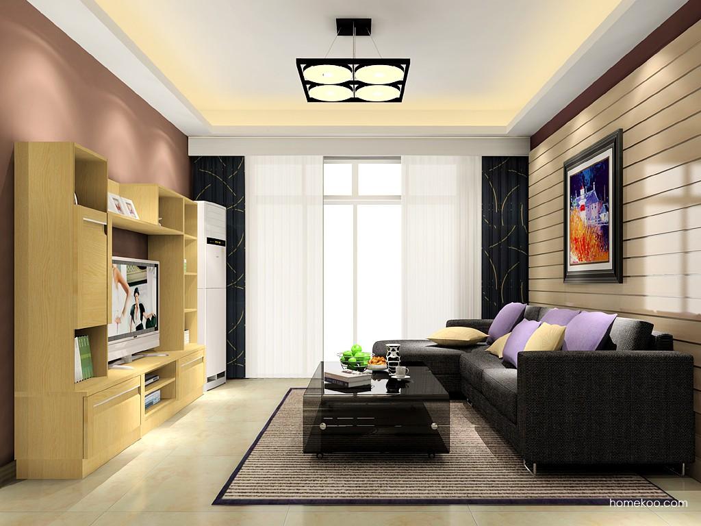 丹麦本色客厅家具D15602