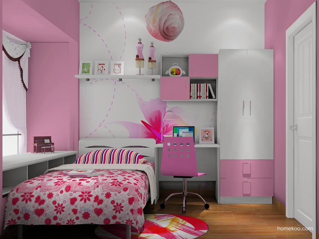 女孩的梦青少年房B15777