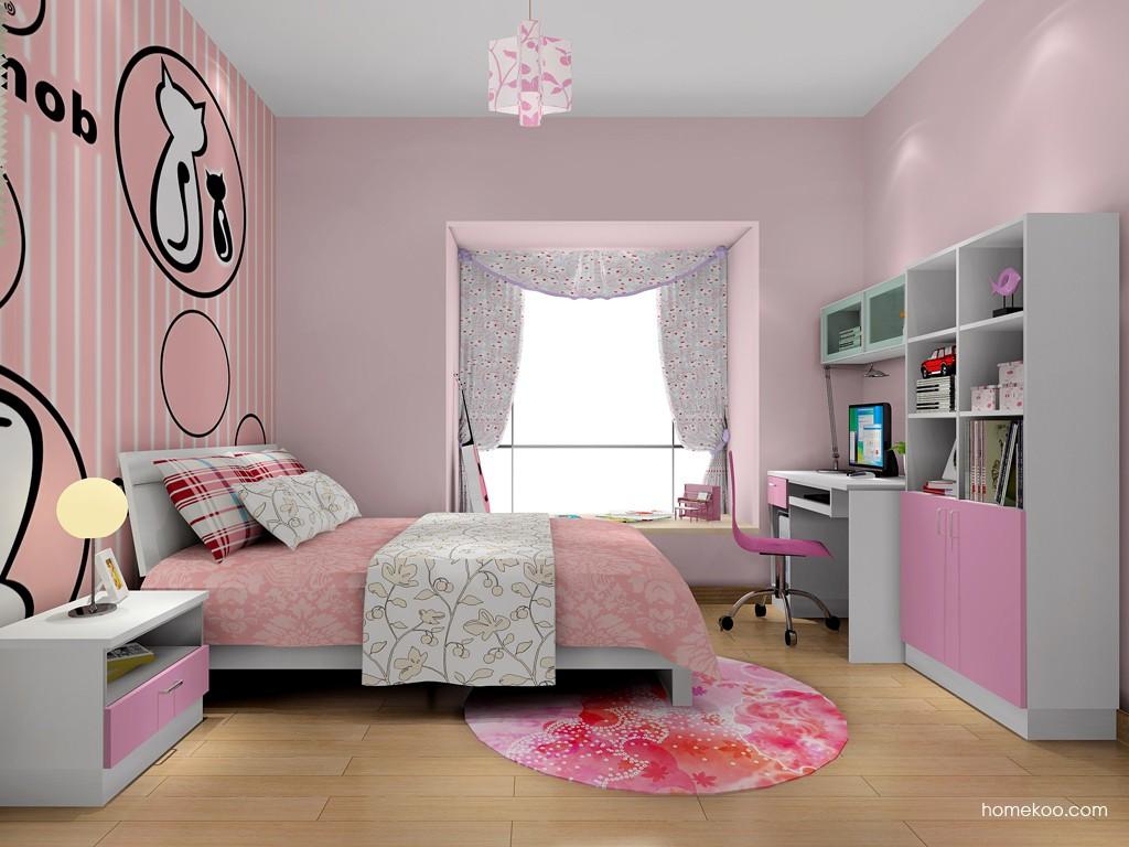 女孩的梦青少年房B15778