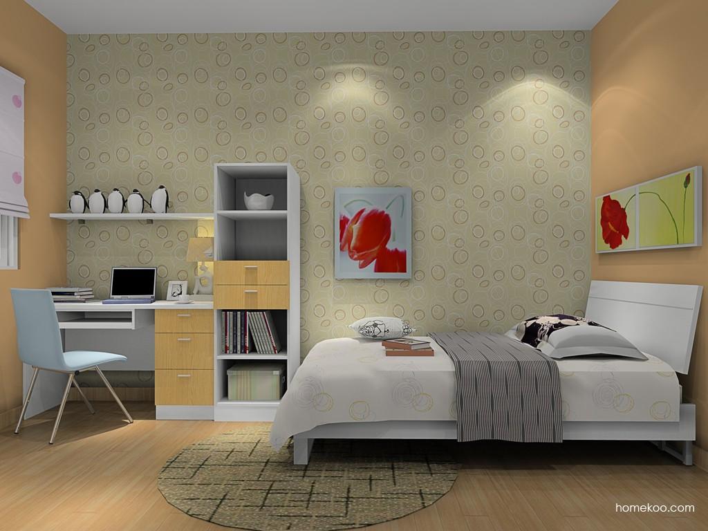 新实用主义卧房家具A15734