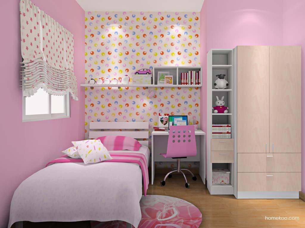 女孩的梦青少年房B15782