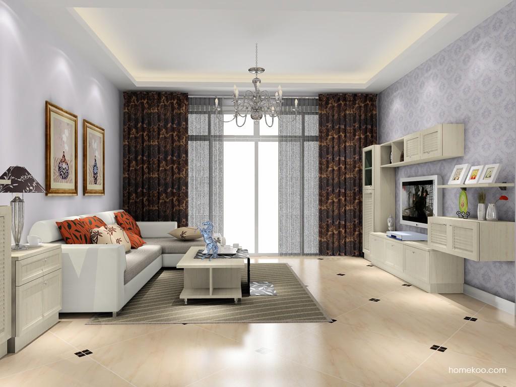 英伦印象客厅家具D15605