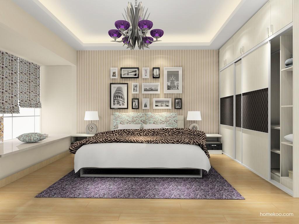 米兰剪影卧房家具A15743
