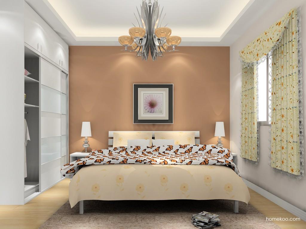 浪漫主义卧房家具A15745