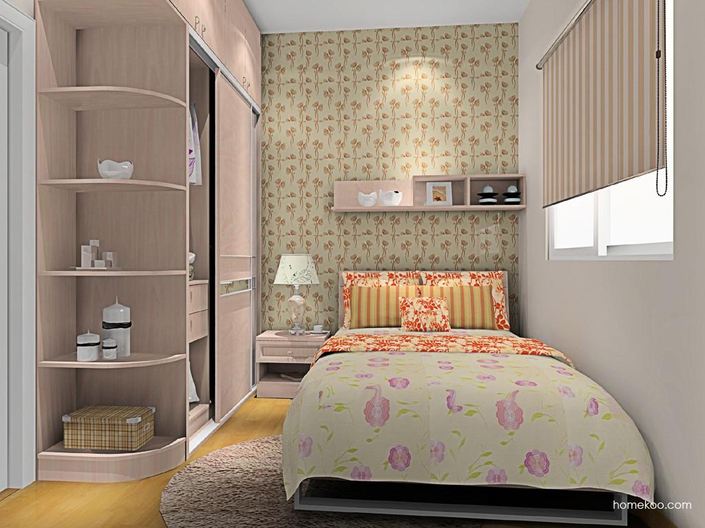 北欧阳光卧房家具A15746