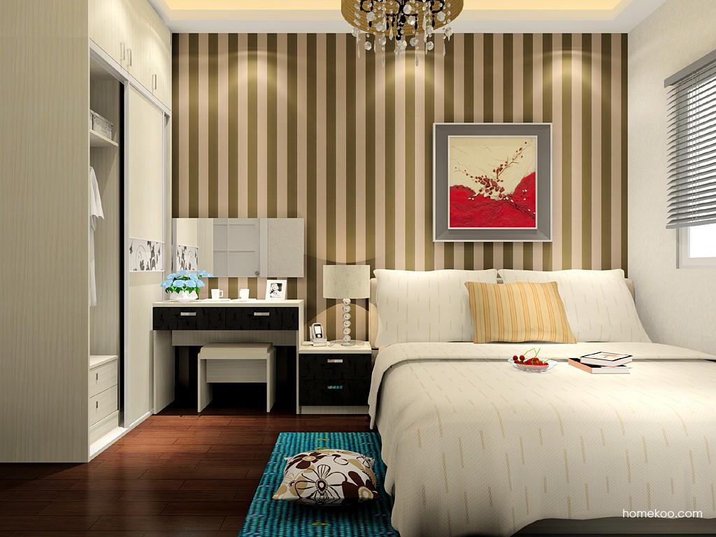 米兰剪影卧房家具A15748