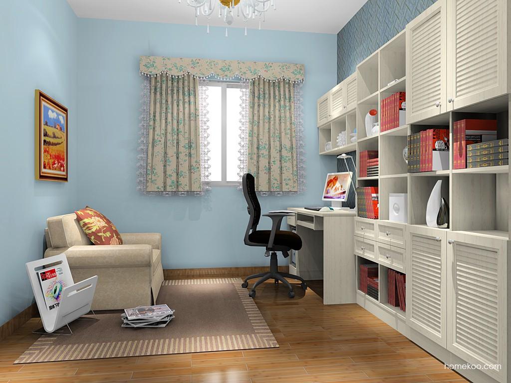 英伦印象书房家具C15362