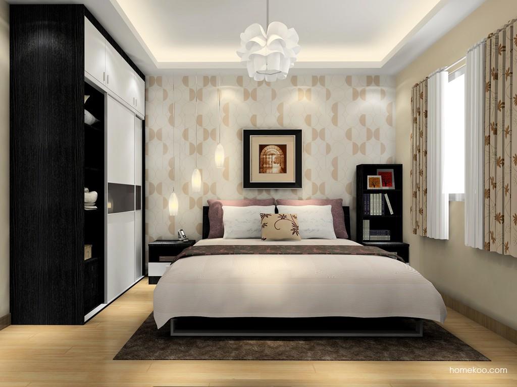 简约主义卧房家具A15760