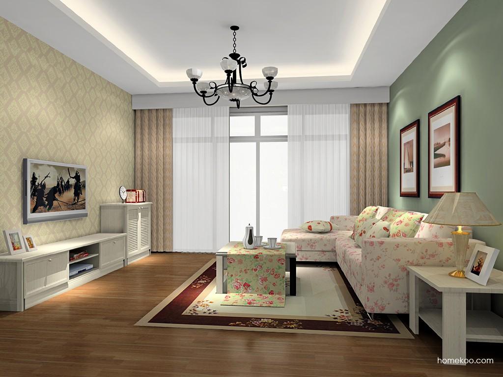 英伦印象客厅家具D15615