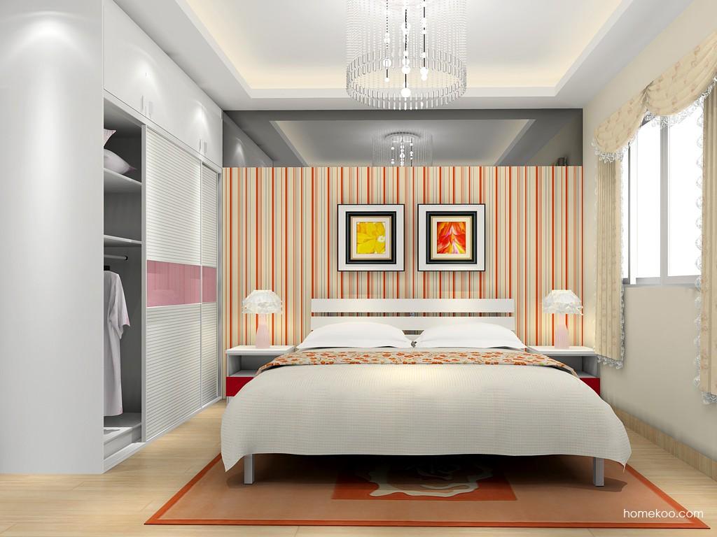 浪漫主义卧房家具A15767