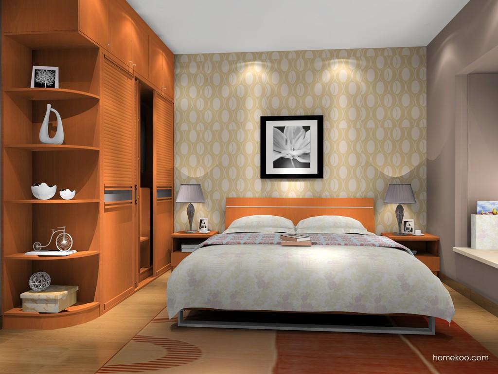 加州梦卧房家具A15768