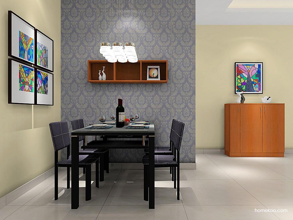 芭堤雅餐厅家具E14799