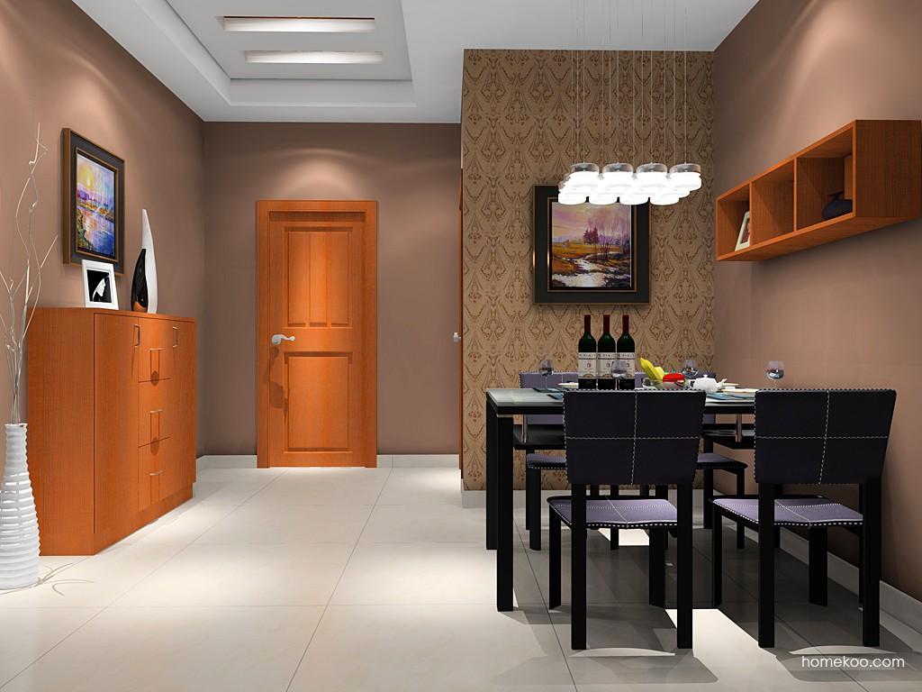 芭堤雅餐厅家具E14805