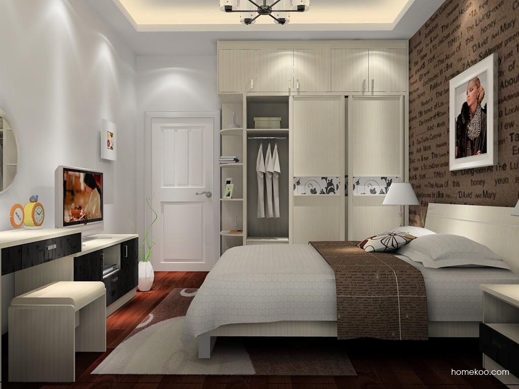 米兰剪影卧房家具A15782