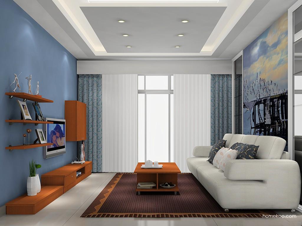 加州梦客厅家具D15621