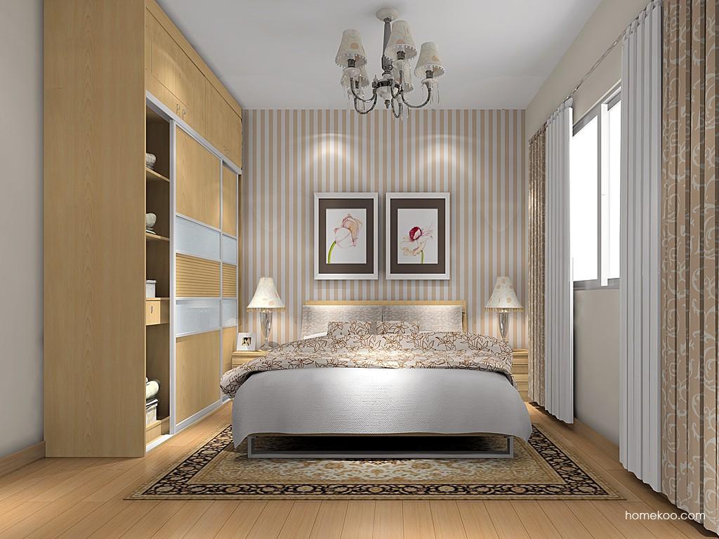 北美枫情卧房家具A15791