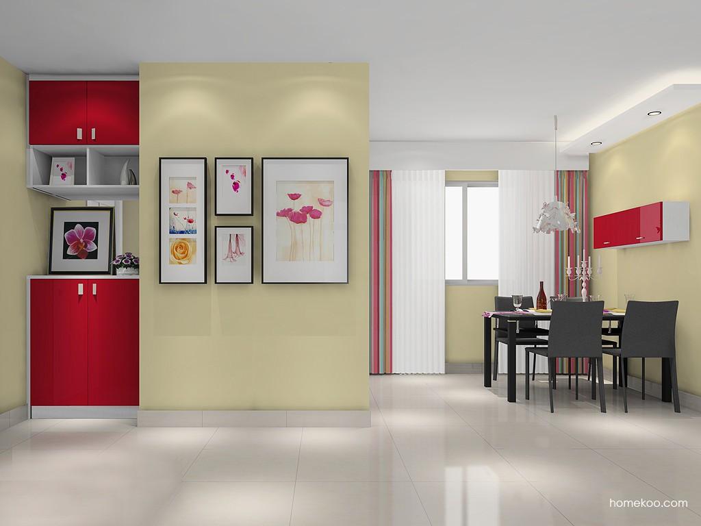 新实用主义餐厅家具E14817