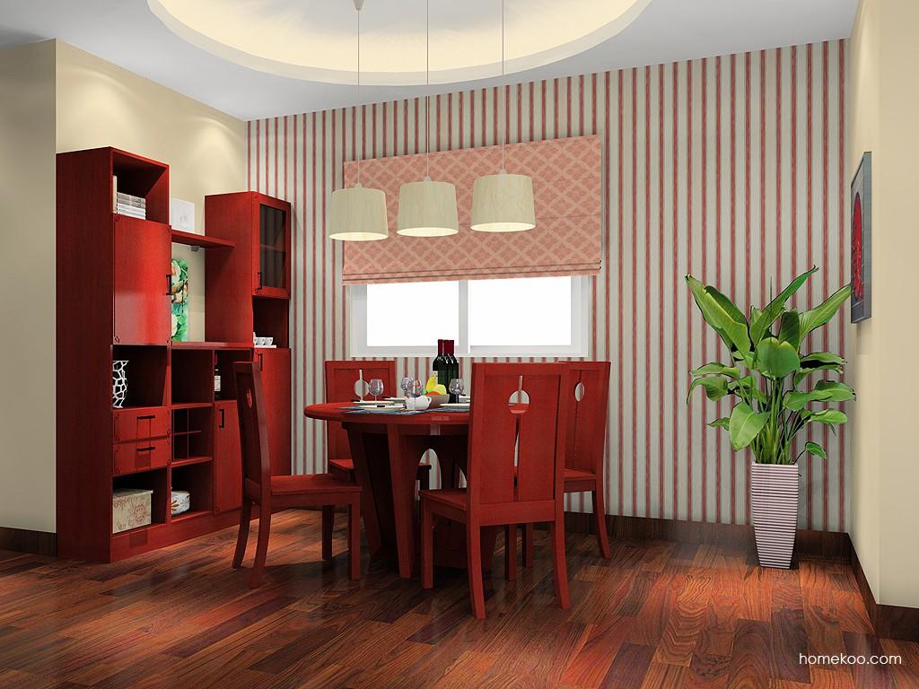 中国韵餐厅家具E14819