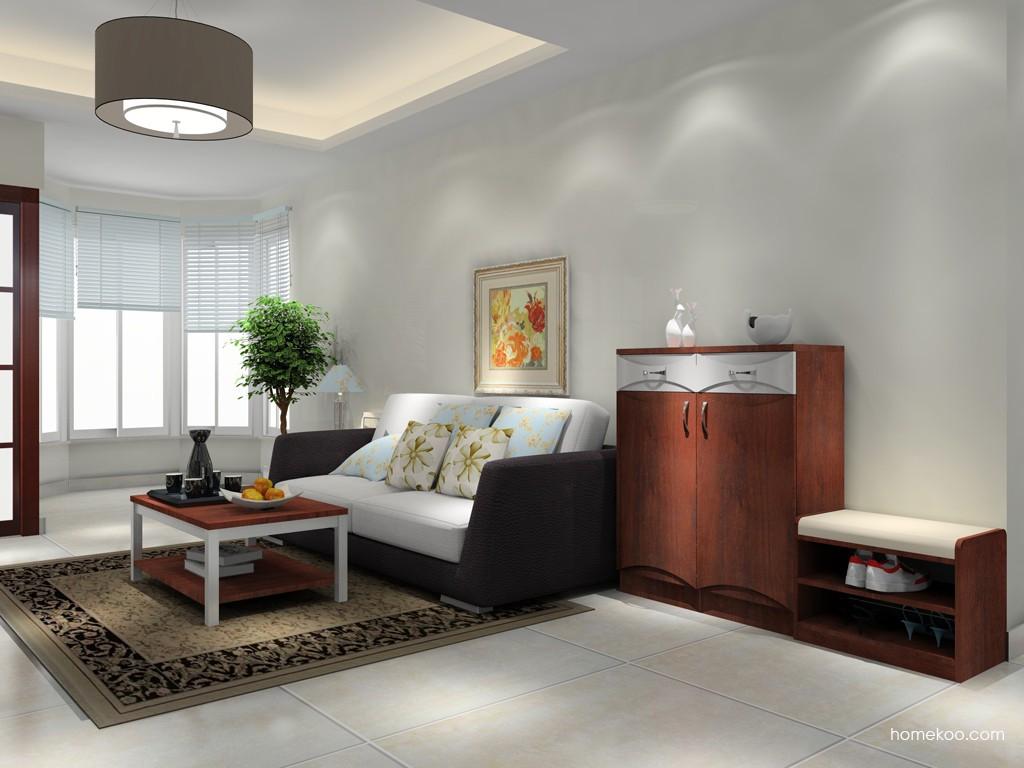 挪威月色客厅家具D15625
