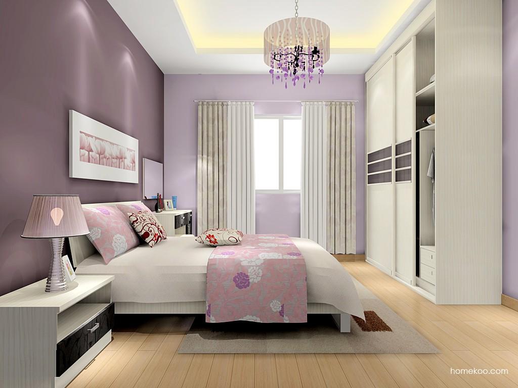 米兰剪影卧房家具A15797