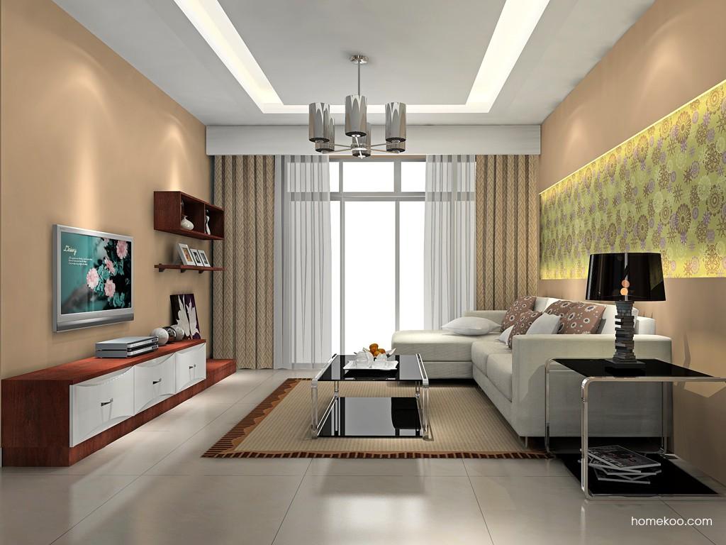 挪威月色客厅家具D15630