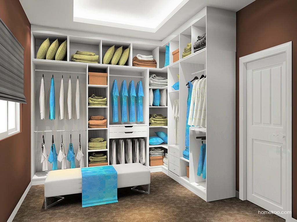新实用主义卧房家具A15851