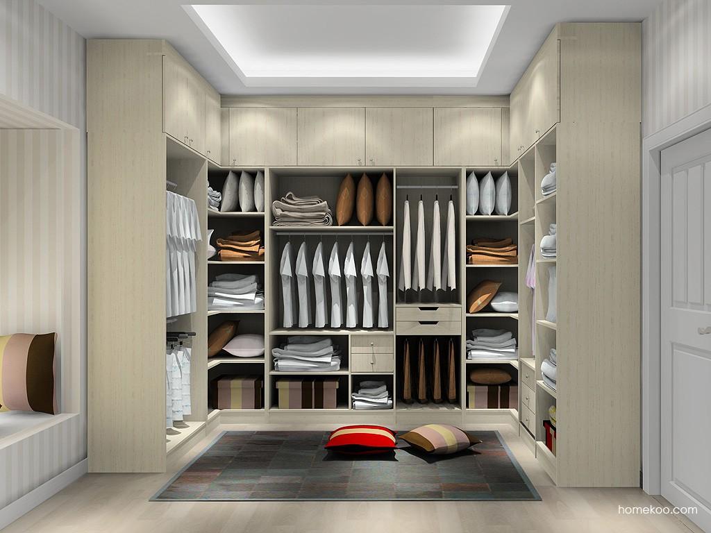 新实用主义卧房家具A15854