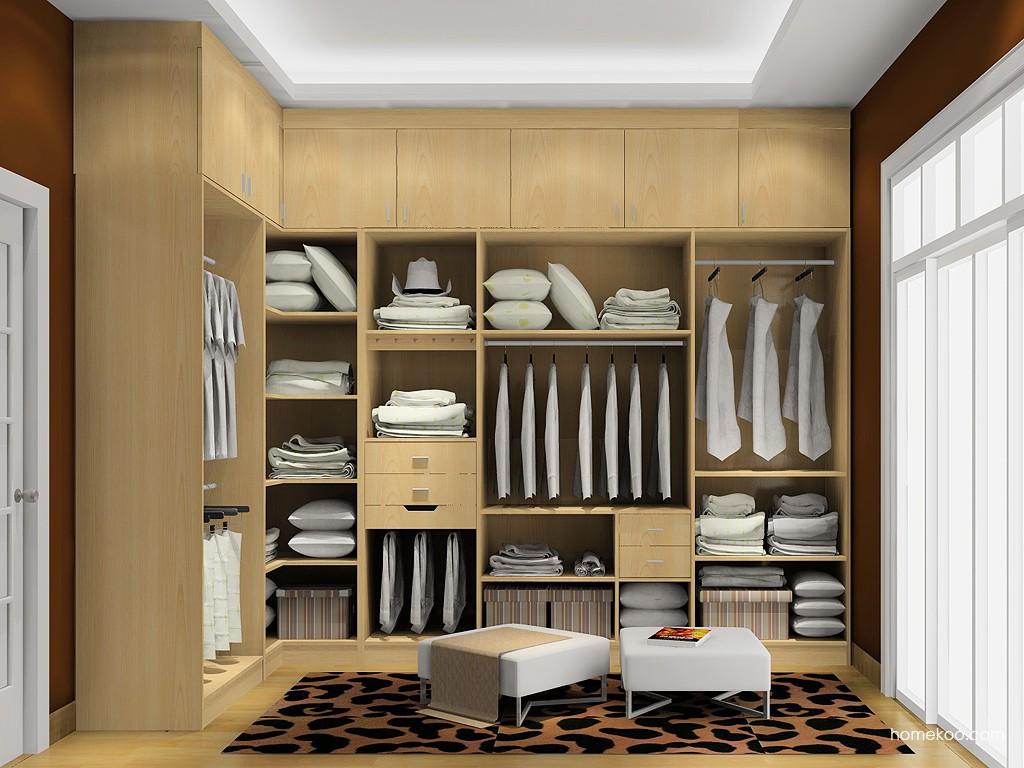 新实用主义卧房家具A15855