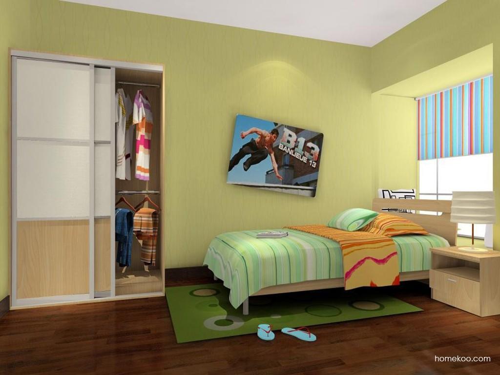 男孩的趣卧房家具A15871