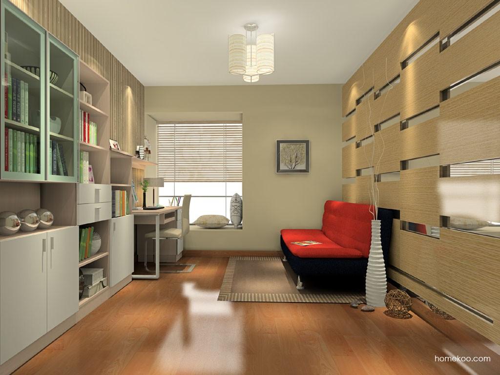 新实用主义书房家具C15402
