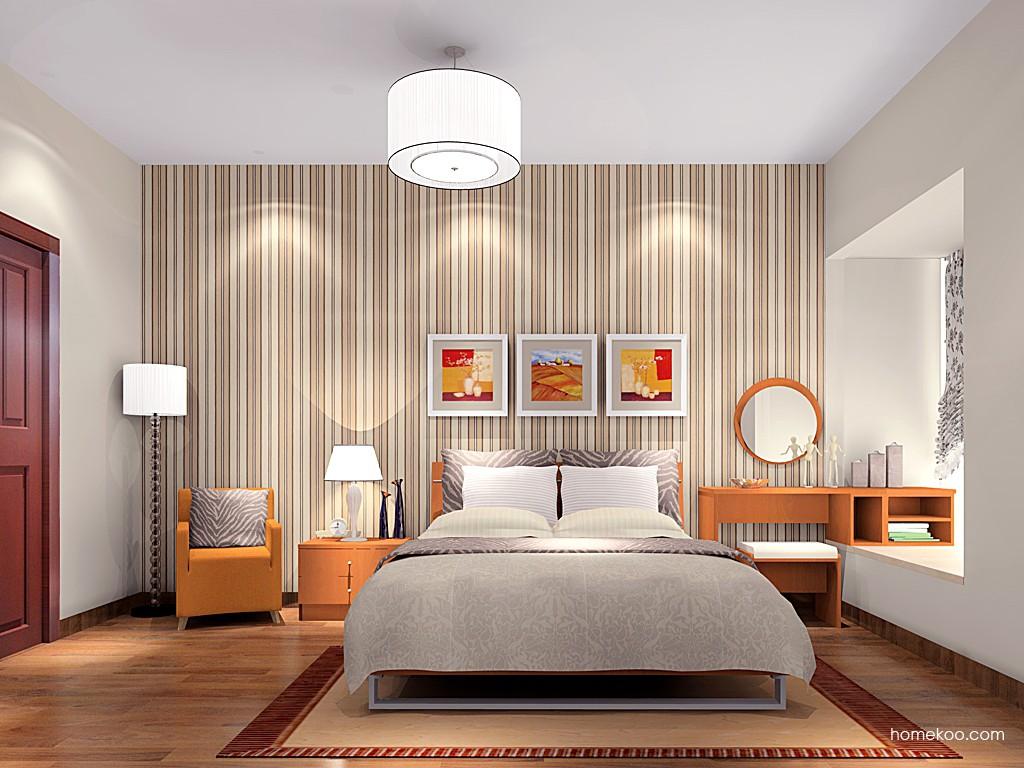 加州梦卧房家具A15898