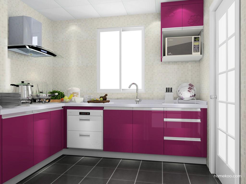 紫晶魅影橱柜F14525