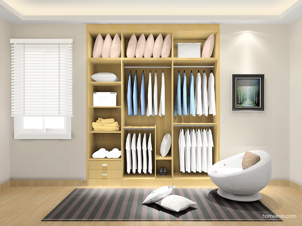 丹麦本色卧房家具A15924