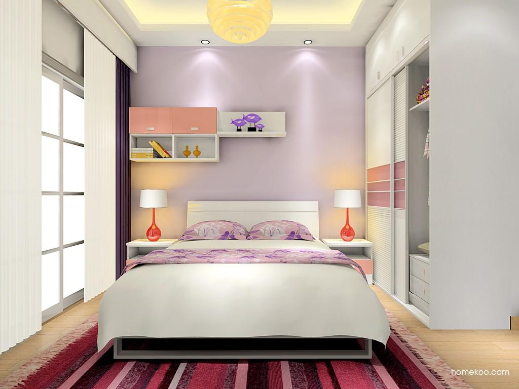浪漫主义卧房家具A15934